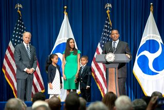 Speaking-at-swearing-in-with-family-VP